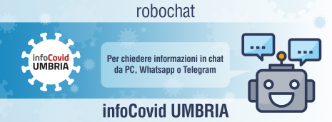 Robochat Info-Covid Umbria